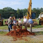 Glencoe Groundbreaking SEP11